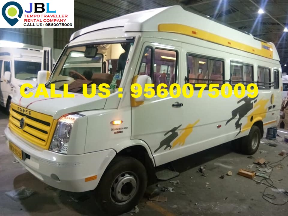 Tempo Traveller in Ghaziabad