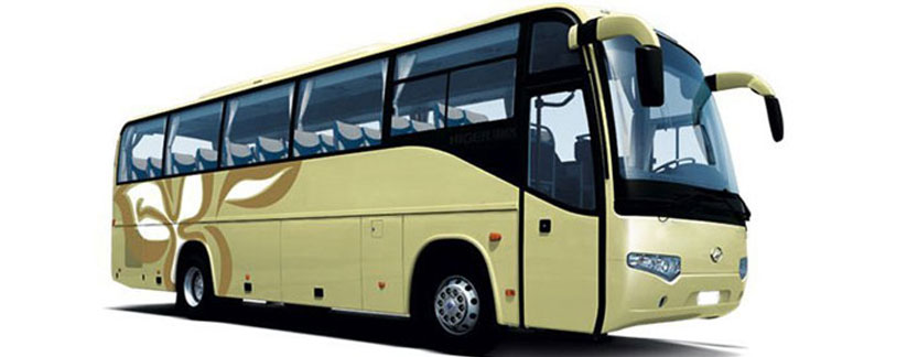 55 Seater Bus on rent