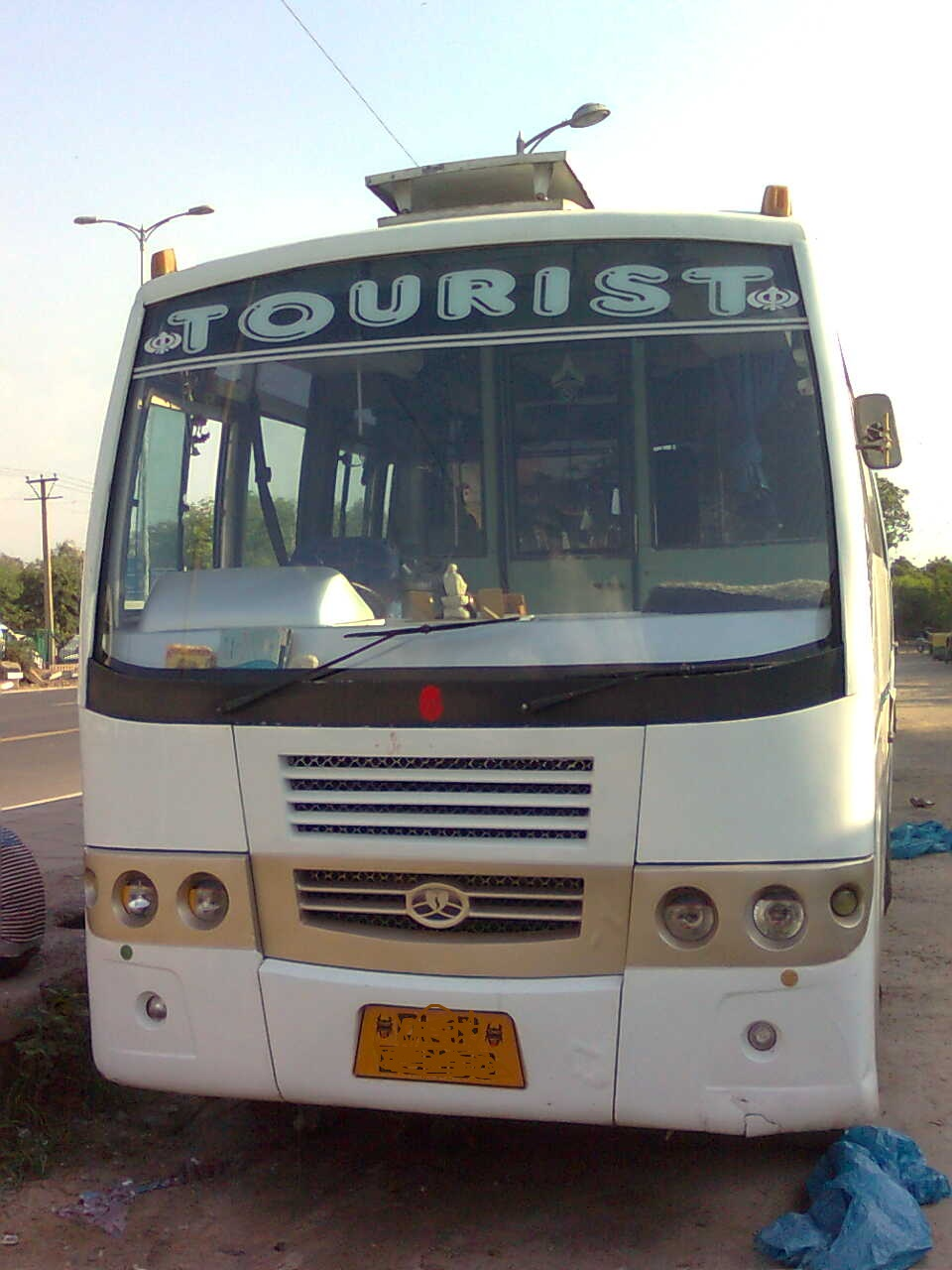 Bus services in noida