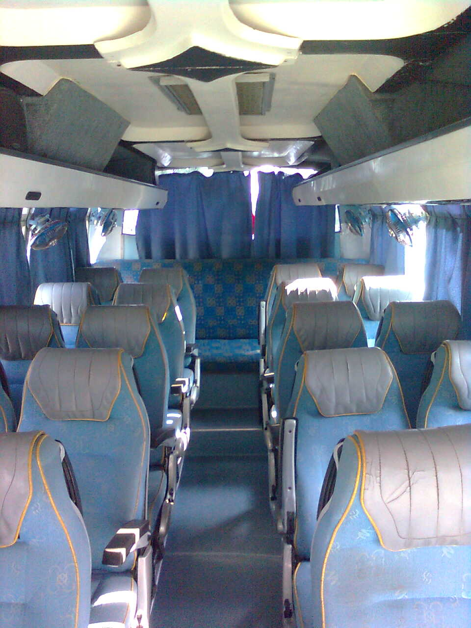 Bus services in Gaziabad