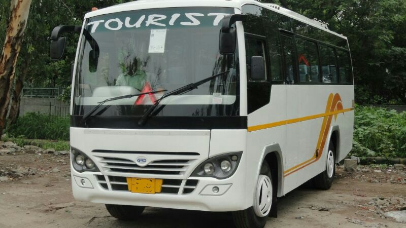 Bus Services in faridabad